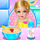 Game Baby Eva Day Care APK for Kindle