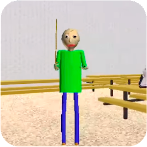 Baldi's Basics in Education and Learning Game For PC (Windows & MAC)