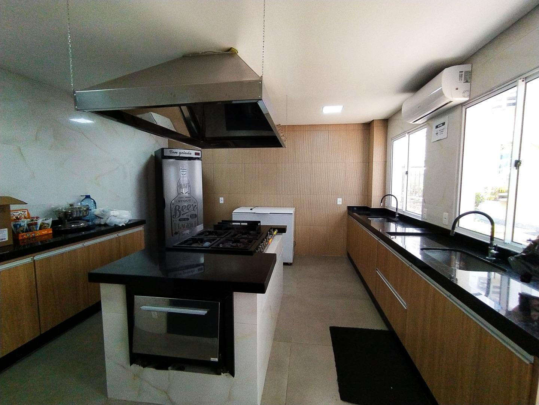 Cozinha - Salão de Festa