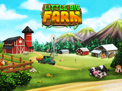 Little Big Farm - Offline Farm APK for Bluestacks