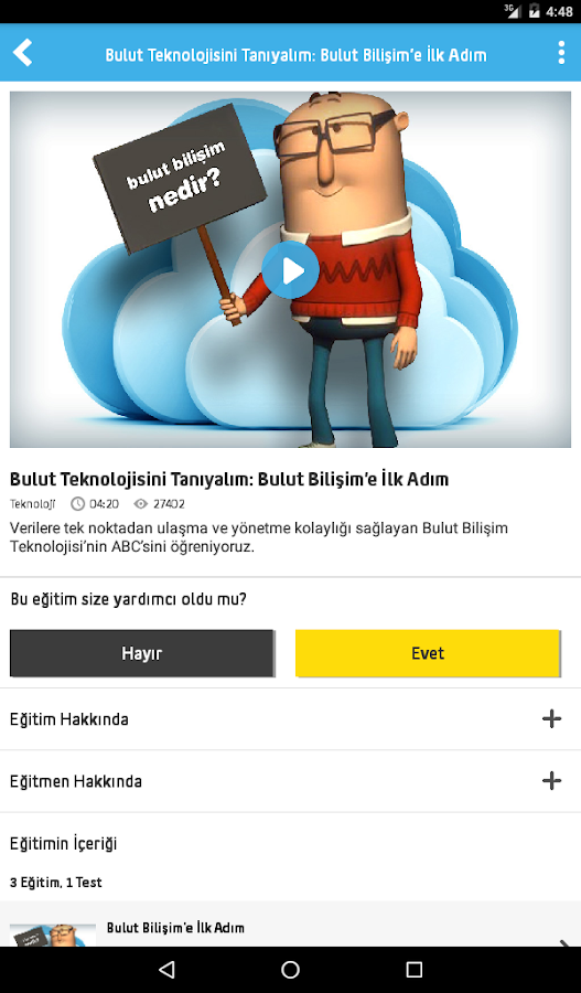 Turkcell Akademi Screenshot 13