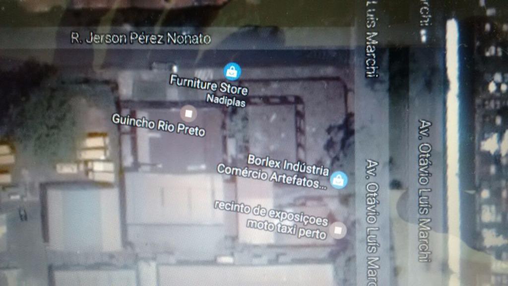 Terreno à Venda - Distrito Industrial