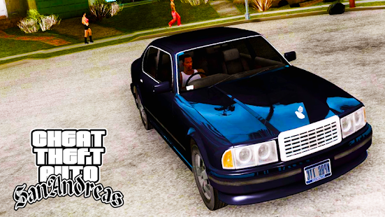 Cheat Code for GTA San Andreas APK for Nokia