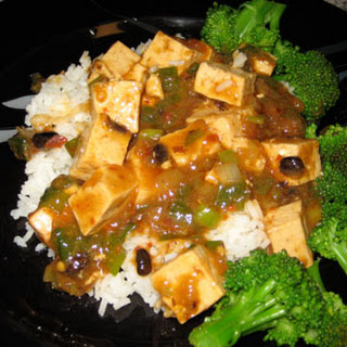 Vegan Ma Po Tofu Recipes