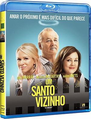 Filme Poster Um Santo Vizinho BDRip XviD Dual Audio & RMVB Dublado