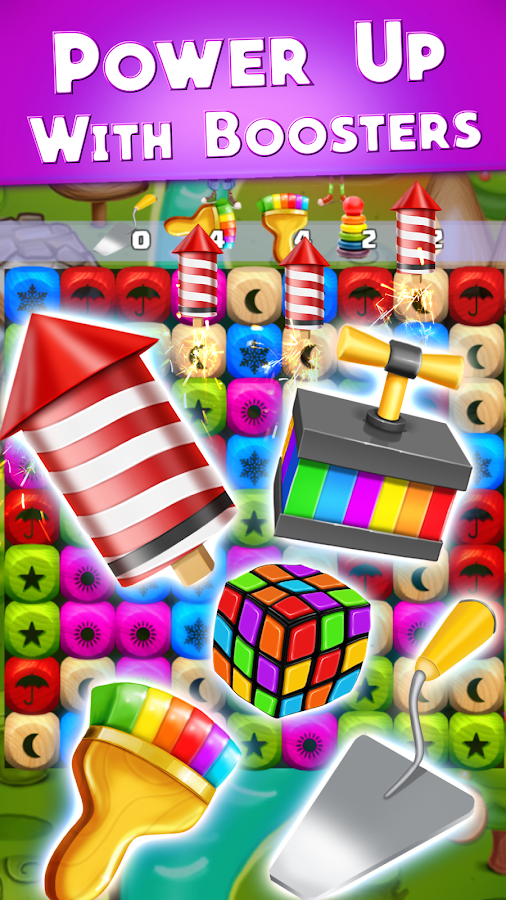 Toy Blast Party Time (Ad Free) Screenshot 5