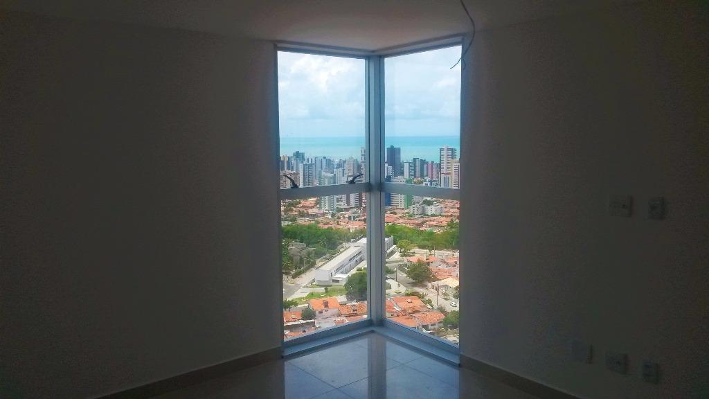 Apartamento com 2 dormitórios à venda, 110 m² por R$ 599.900 - Jardim Luna - João Pessoa/PB