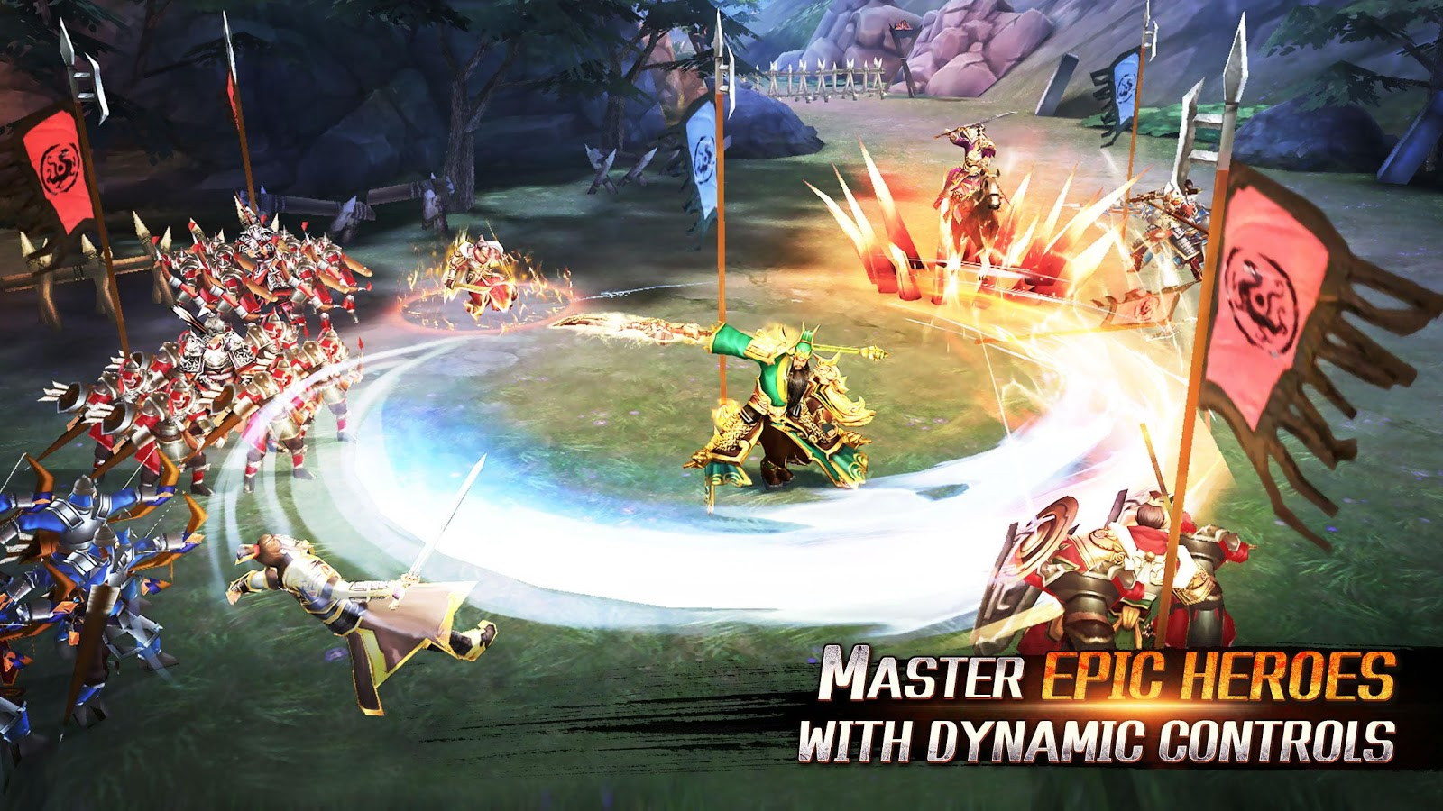 Kingdom Warriors Screenshot 4