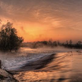 Kupa & Korana by Bojan Bilas - Landscapes Waterscapes