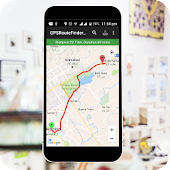 Download Android App GPS Route Finder - Location Tracker for Samsung