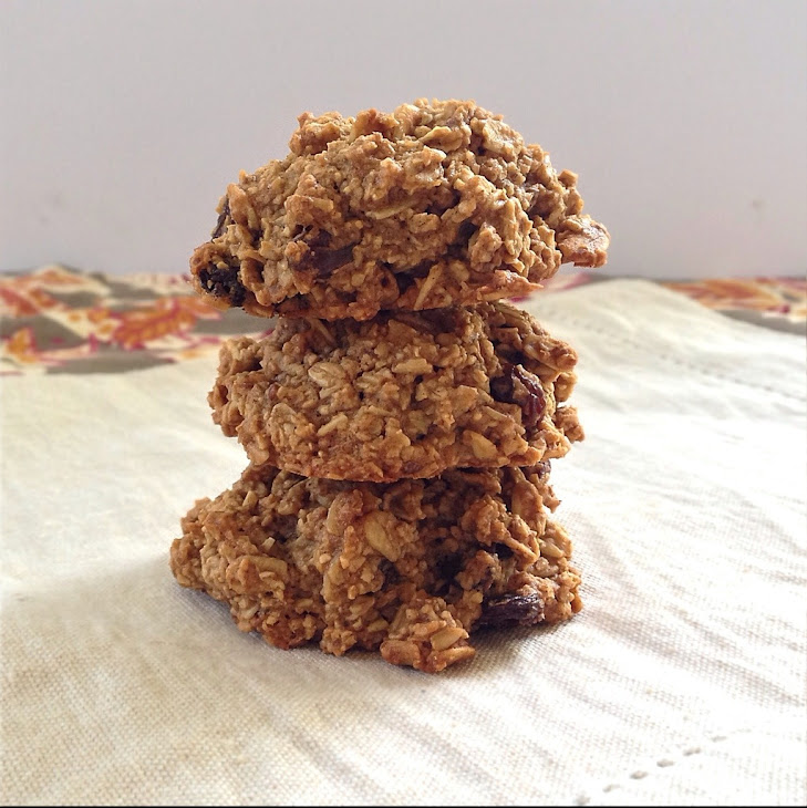 Oatmeal Raisin Cookies (vegan, gluten-free) Recipe | Yummly