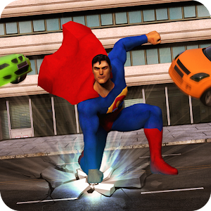 Download Grand Superhero Flying Robot City Rescue Mission 2 For PC Windows and Mac