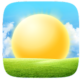 GO Weather Forecast & Widgets Icon