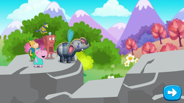 Hippo's Tales: The Wizard Of OZ APK screenshot thumbnail 12