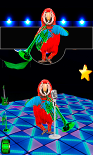 App Talking & Singing Parrot APK for Kindle