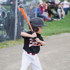 Batter Up by Wendy Alley - Babies & Children Children Candids