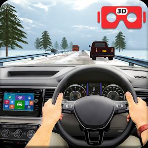 VR Traffic Racing In Car Driving : Virtual Games For PC / Windows 7/8/10 / Mac – Free Download
