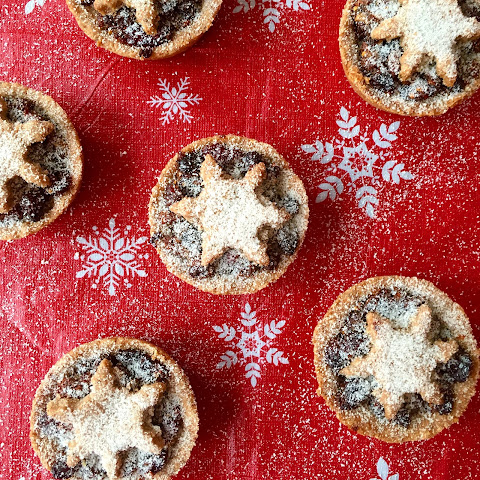 Clean Mince Pies