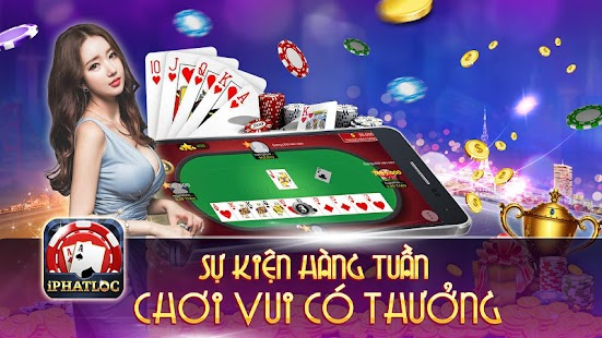 iPhatLoc – Game bai đẳng cấp - screenshot