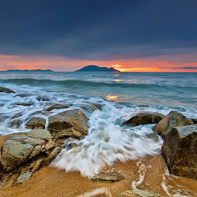Singkawang West Borneo by Hendra Heng - Landscapes Waterscapes