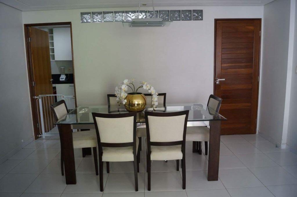 Apartamento com 2 dormitórios à venda, 99 m² por R$ 370.000 - Manaíra - João Pessoa/PB
