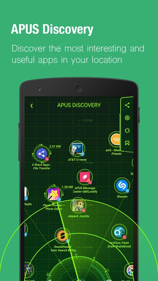 APUS Launcher-Theme, Wallpaper Screenshot 2