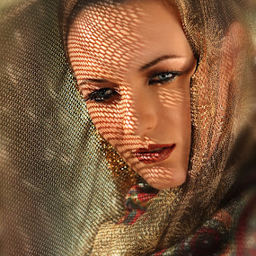 by Ronald Romero - People Portraits of Women