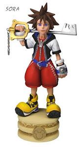 "Фигурка ""Kingdom Hearts ""Sora"""