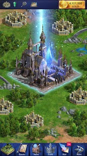 Final Fantasy XV: A New Empire APK for Bluestacks