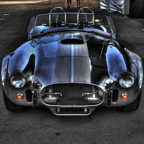 Custom Cobra by George Krieger - Transportation Automobiles