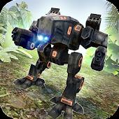 Download Full Dino-Robot! Future War 3D Game 1.0.0 APK