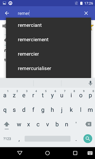 French Dictionary - Offline screenshot 5