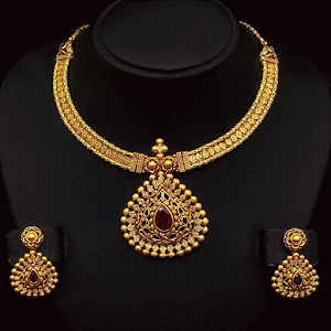 Gold Necklace Designs Android Apps On Google Play