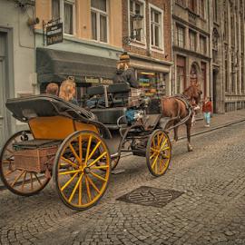 by Dragan Rakocevic - City,  Street & Park  Street Scenes (  )