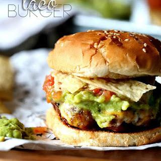 Taco Burgers Recipes