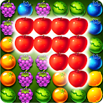 Fruit Garden Pop Splash Icon