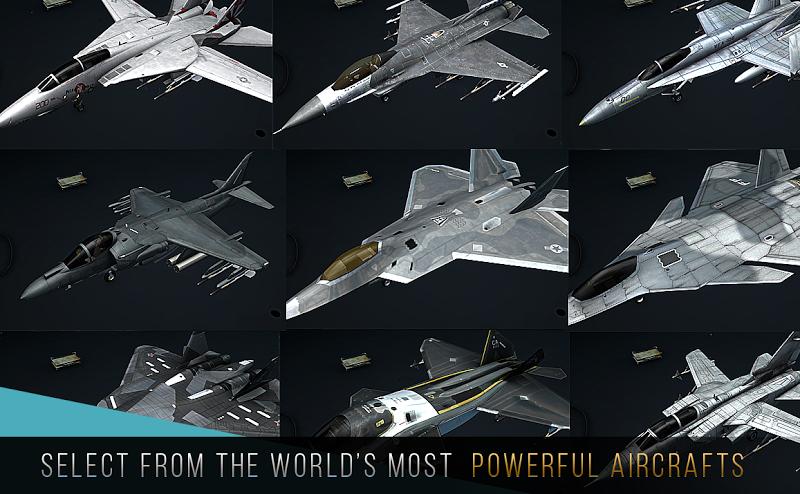 Modern Warplanes: Combat Aces PvP Skies Warfare Screenshot 10