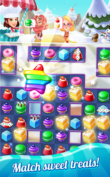 Crazy Cake Swap APK screenshot thumbnail 7
