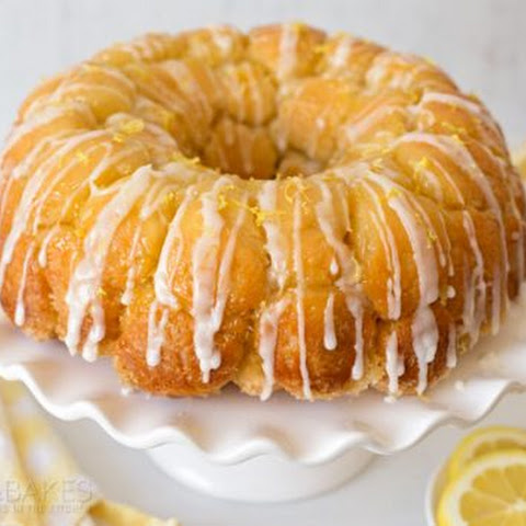 Overnight Lemon Monkey Bread