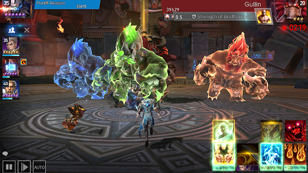 Aion: Legions Of War APK screenshot thumbnail 6
