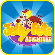 Jelly Pets Adventure Match 3