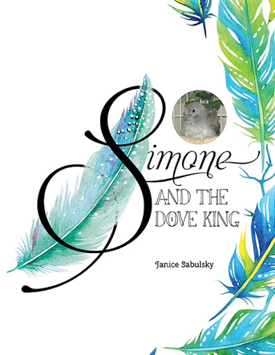 Simone and the Dove King cover
