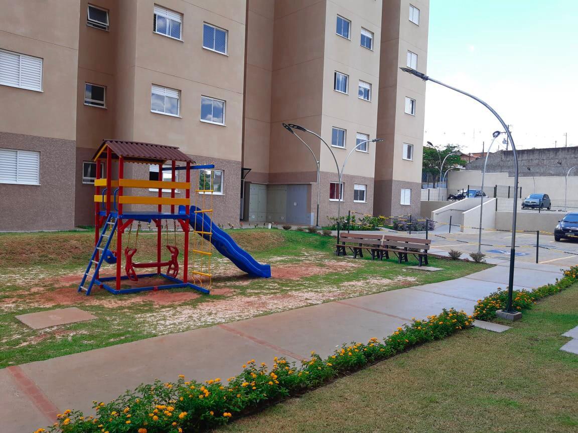 Apartamento com 2 dormitórios à venda, 70 m² por R$ 212.000 - Jardim Das Palmeiras I - Nova Odessa/SP