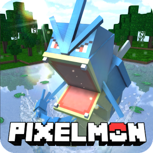Download Mod Of Pixelmon for Android - Free Action Game for Android