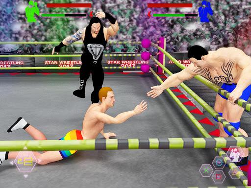World Tag Team Stars Wrestling Revolution 2017 Pro screenshot 6
