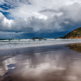 Broken Head beach by Cora Lea - Landscapes Beaches