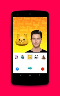 Animoji for Android - Phone X 3D Emoji
