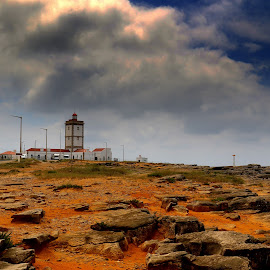Lighthouse by Gil Reis - Buildings & Architecture Public & Historical ( places, nature, buildings, portugal, travel )