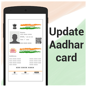 Update Aadhar Card Details