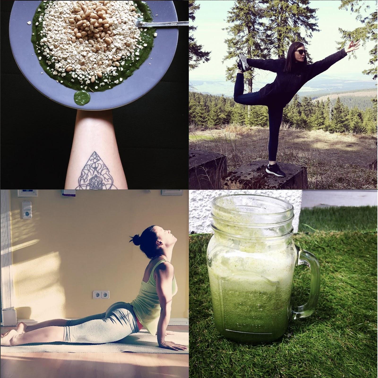 Yoga & Superfood